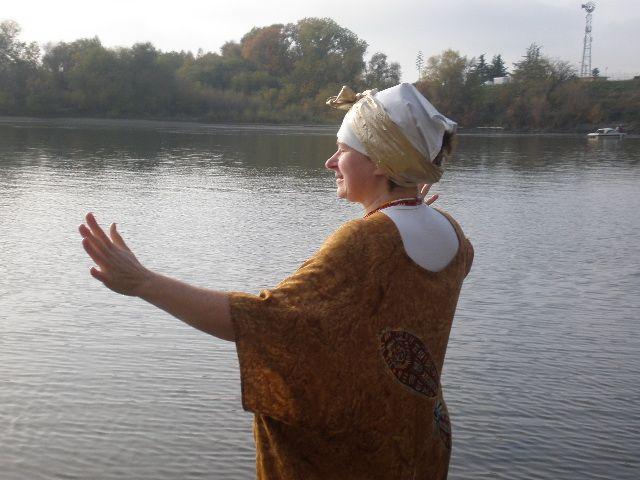 River Offering to Ochun/Oshun/Oxum | November 2008