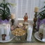Saint Joseph's Day Altar | March 19, 2009 – Petition Candles