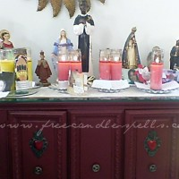 Free Candle Spells | Creating a Sacred Space with an Altar