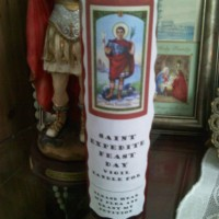 Free Candle Spells | Vigil Service Feast of St. Expedite April 19th